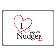 I love my little nudger Banner