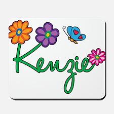Kenzie Flowers Mousepad