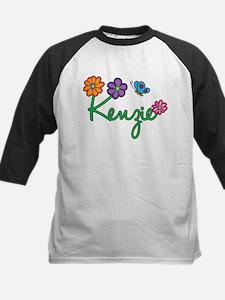 Kenzie Flowers Kids Baseball Jersey