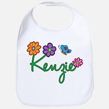 Kenzie Flowers Bib