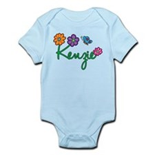 Kenzie Flowers Infant Bodysuit
