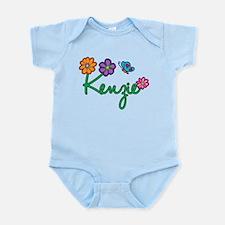 Kenzie Flowers Infant Bodysuit