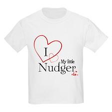 I love my little nudger T-Shirt