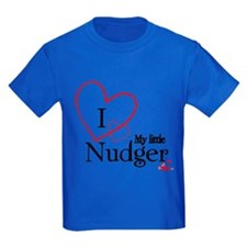 I love my little nudger T