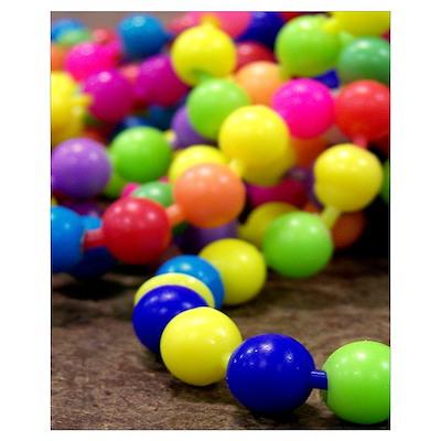 Pop Beads Poster