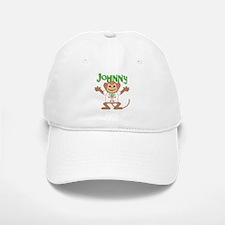 Little Monkey Johnny Baseball Baseball Cap