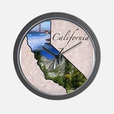 Cute California Wall Clock
