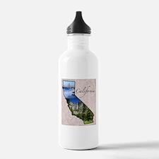 Cute University california Water Bottle