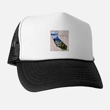 Cute California Trucker Hat
