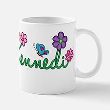 Kennedi Flowers Mug