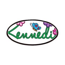Kennedi Flowers Patches