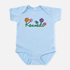 Kennedi Flowers Infant Bodysuit