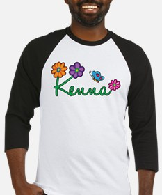 Kenna Flowers Baseball Jersey