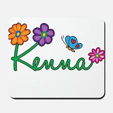 Kenna Flowers Mousepad