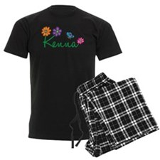 Kenna Flowers Pajamas