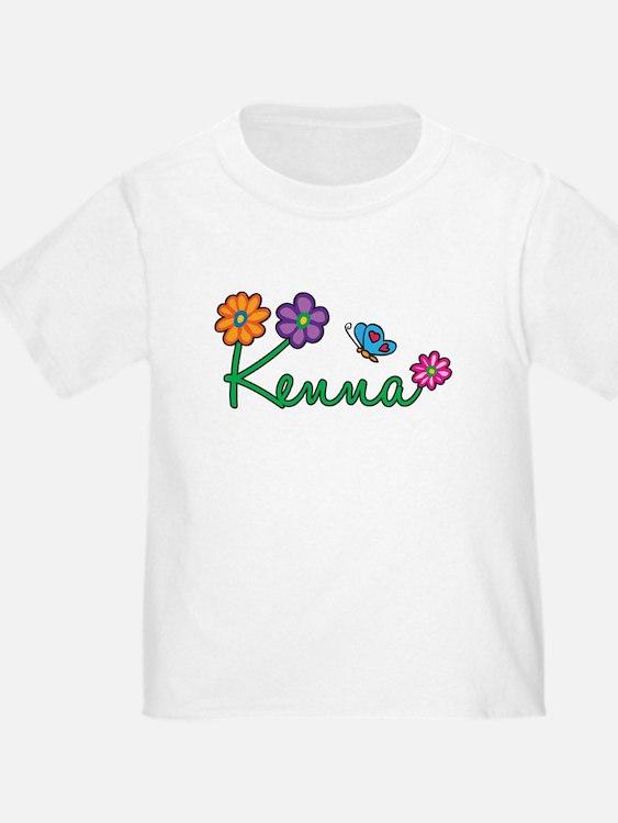 Kenna Flowers T