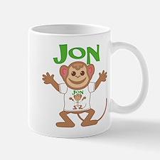 Little Monkey Jon Mug