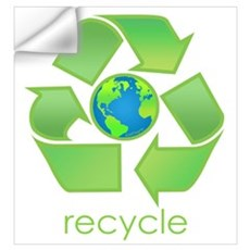 Recycle Wall Decal