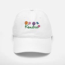 Kendra Flowers Baseball Baseball Cap