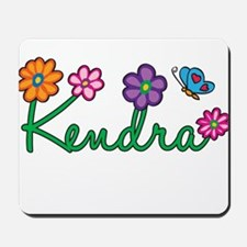 Kendra Flowers Mousepad