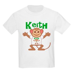 Little Monkey Keith T-Shirt