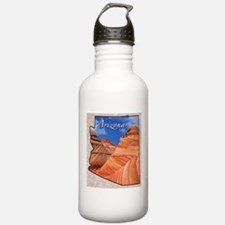 Cute 50 united states Water Bottle