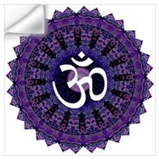 Third Eye OM Wall Decal
