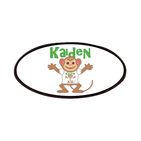 Little Monkey Kaiden Patches