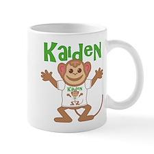 Little Monkey Kaiden Small Mug