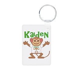 Little Monkey Kaiden Keychains