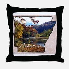 Cool State Throw Pillow