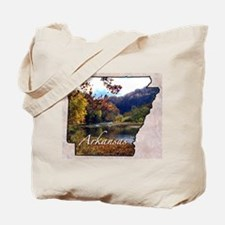 Funny State Tote Bag