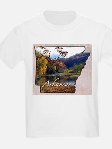 ArkansasMap28 T-Shirt
