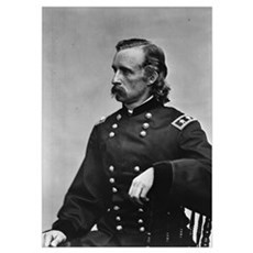 General George A. Custer Poster