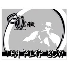 "Gem Tha Gentleman ""The Pimp B Poster"