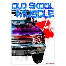 old Skool 67 Chevelle