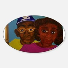 Chelsa Sticker (Oval)