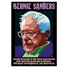 Bernie Sanders -SSI Poster