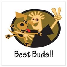 Best Buds! Poster