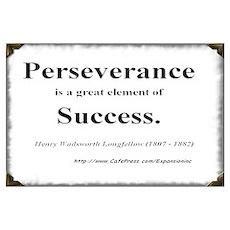 (Success - Longfellow - A) Poster