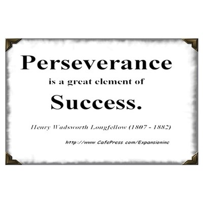 (Success - Longfellow - A) Poster
