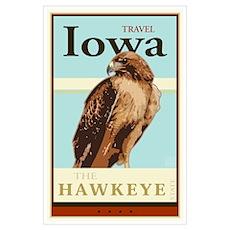 Travel Iowa Poster