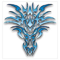 Blue Dragon 1 Poster