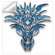 Blue Dragon 1 Wall Decal