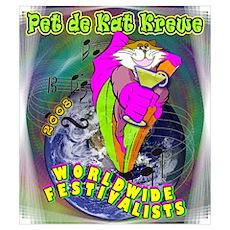 Pet de Kat 2008 Poster
