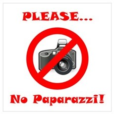 No Paparazzi Poster