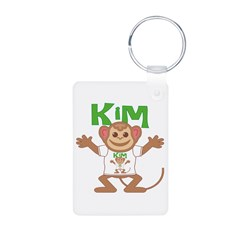 Little Monkey Kim Keychains