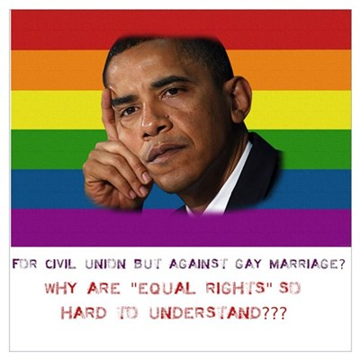 Equal Rights? Poster