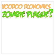 Zombie Plague Poster