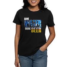Save Water Drink Beer Tee